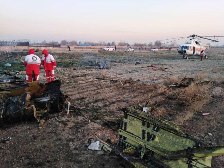 Український літак авіакомпанії МАУ впав 8 січня в Ірані. На борту літака було 167 пасажирів і 9 членів екіпажу. Усі загинули.