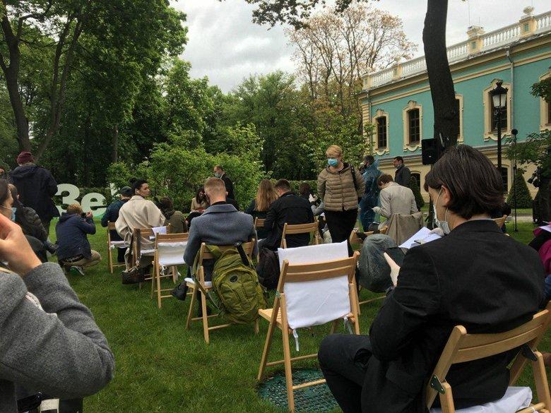 Пресконференція Володимира Зеленського пройшла 20 травня. Слово і діло вело онлайн-трансляцію події.