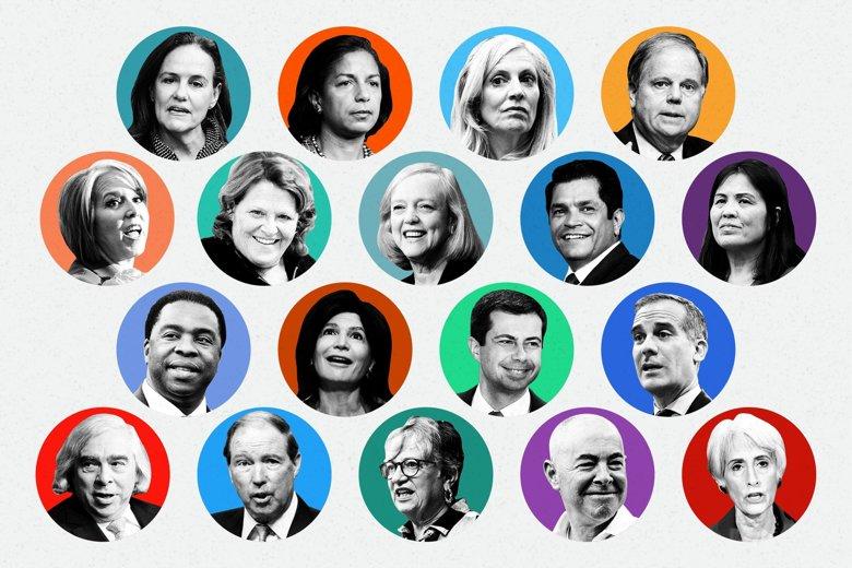 Американские СМИ назвали имена вероятных претендентов на ключевые должности в администрации Джозефа Байдена.
