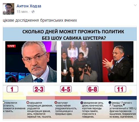 Слово і Діло зібрало найцікавіші коментарі політиків та експертів на тему анулювання дозволу Савіку Шустеру на роботу в Україні.