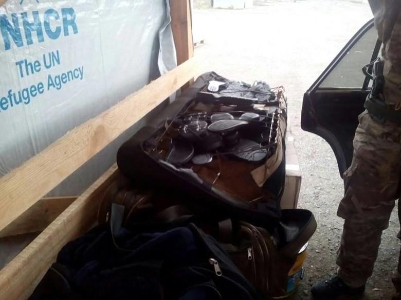 Контрабанда була виявлена на контрольно-пропускному пункті в'їзду/виїзду Гнутове в автомобілі Газель.
