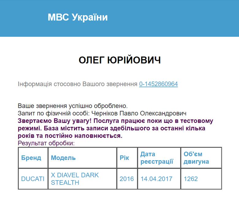 Замруководителя аппарата Высшего админсуда Украины потратил почти 800 тысяч гривен на новое транспортное средство.