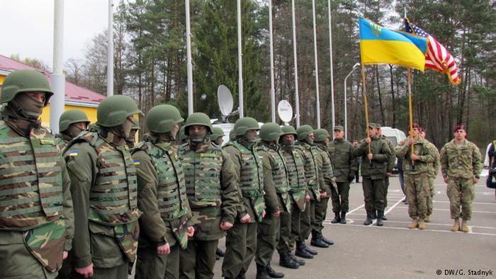 В МЗС Росії висловили невдоволення з приводу спільних українсько-американських військових навчань, що днями почалися на Львівщині