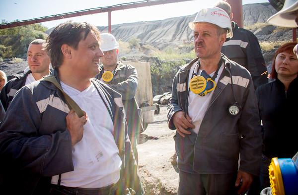 Заступник міністр енергетики дав зрозуміти, що в ході реформування вугільної галузі нерентабельні державні шахти будуть закриті.