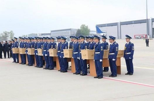 З Харкова до Нідерландів сьогодні відправляють останні 7 тіл пасажирів Boeing 777 Малайзійських авіаліній, що був збитий над територією Донецької області 17 липня 2014 року.