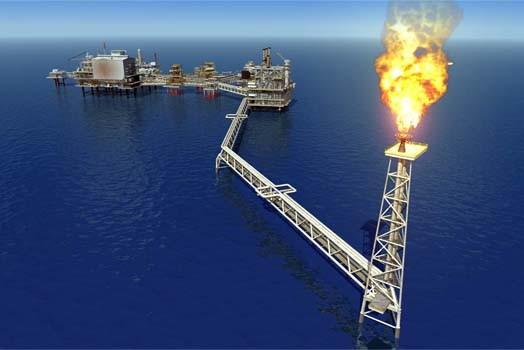 Незважаючи на те, що вітчизняні газовидобувні компанії втратили частину чорноморського газоносного шельфу, що прилягає до Криму, видобуток газу загалом по країні зростає.