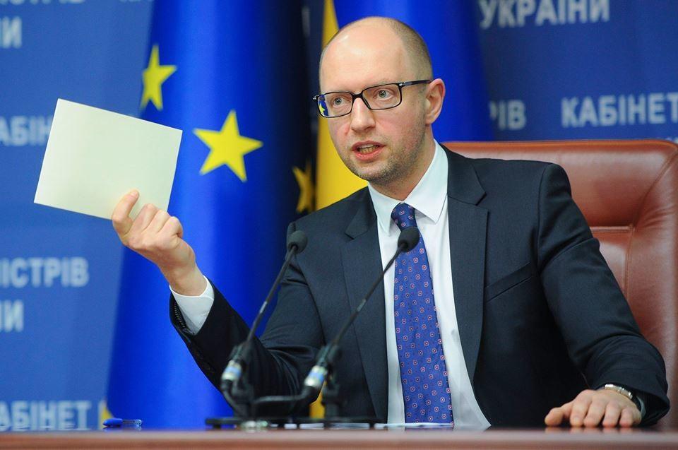 Яценюк доручив МВС разом із всіма правоохоронними органами та СБУ «в самому жорсткому варіанті відпрацьовувати боротьбу з організованою злочинністю»