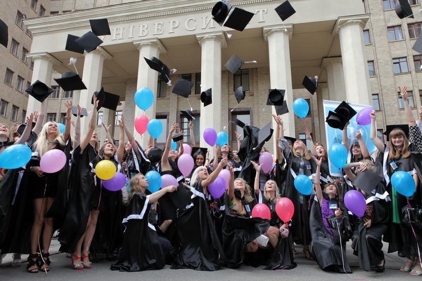 Жоден із українських вишів не потрапив до авторитетного рейтингу Times Higher Education, а за якістю освіти Україна лише на 83-му місці