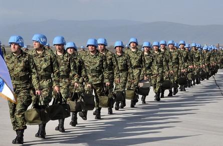 Миротворча місія, питання введення якої стоїть на порядку денному ось уже кілька місяців поспіль, навряд чи допоможе владнати ситуацію на Донбасі, однак може подарувати країні надію на мир після нарощення нею військового потенціалу.