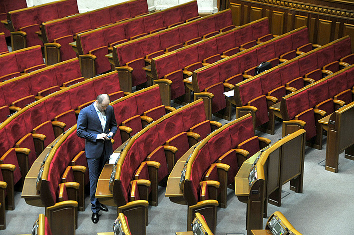 У парламенті зареєстровані проекти постанов про звільнення Олександра Квіташвілі з посади міністра охорони здоров'я та Олексія Павленка з посади міністра аграрної політики і продовольства.