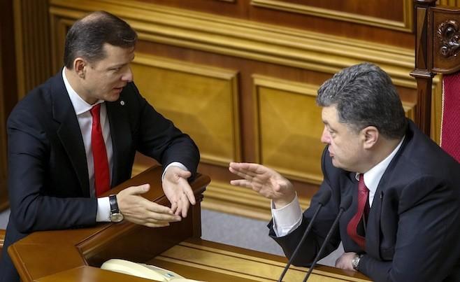 Ляшко вважає, що голосування на минулорічних президентських виборах за кандидатуру Петра Порошенка у першому турі понад 50% громадян було помилкою.