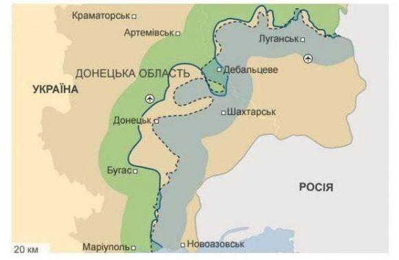 «Слово і Діло» проаналізувало можливі сценарії реалізації адміністративно-територіальної реформи Донецької та Луганської областей.