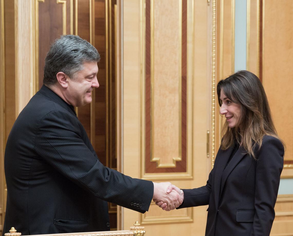 Прізвище бажаного для Президента керівника реформованої поліції України Петро Порошенко озвучив у своєму щорічному посланні до парламенту країни 4 червня.