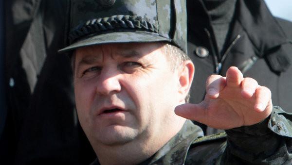 Міністр оборони України констатує: такої кількості зброї та особового складу, що є у сепаратистів на Добасі, вистачило б на повноцінну армію середньої європейської держави.