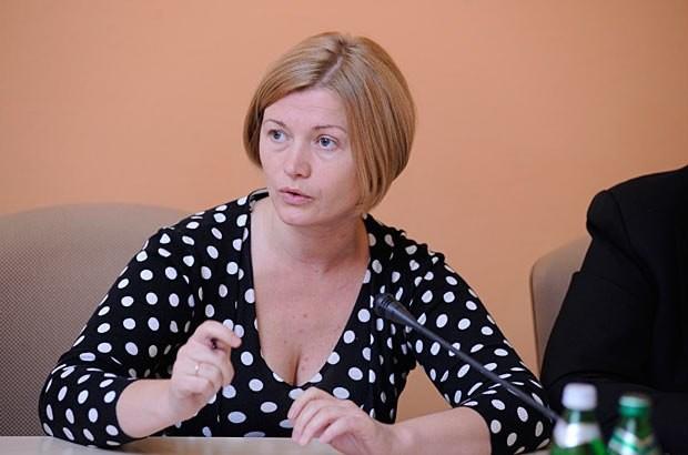 Нардеп від «БПП» Ірина Геращенко вимагатиме від уряду виконати свою обіцянку і запустити в червні Держагентство з питань Донбасу.