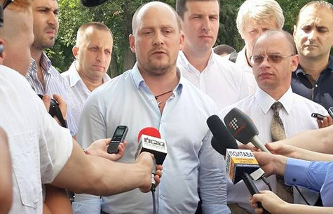 Народний депутат від фракції «Блоку Петра Порошенка» Сергій Каплін заявив, що може прийняти участь у виборах міського голови Полтави.