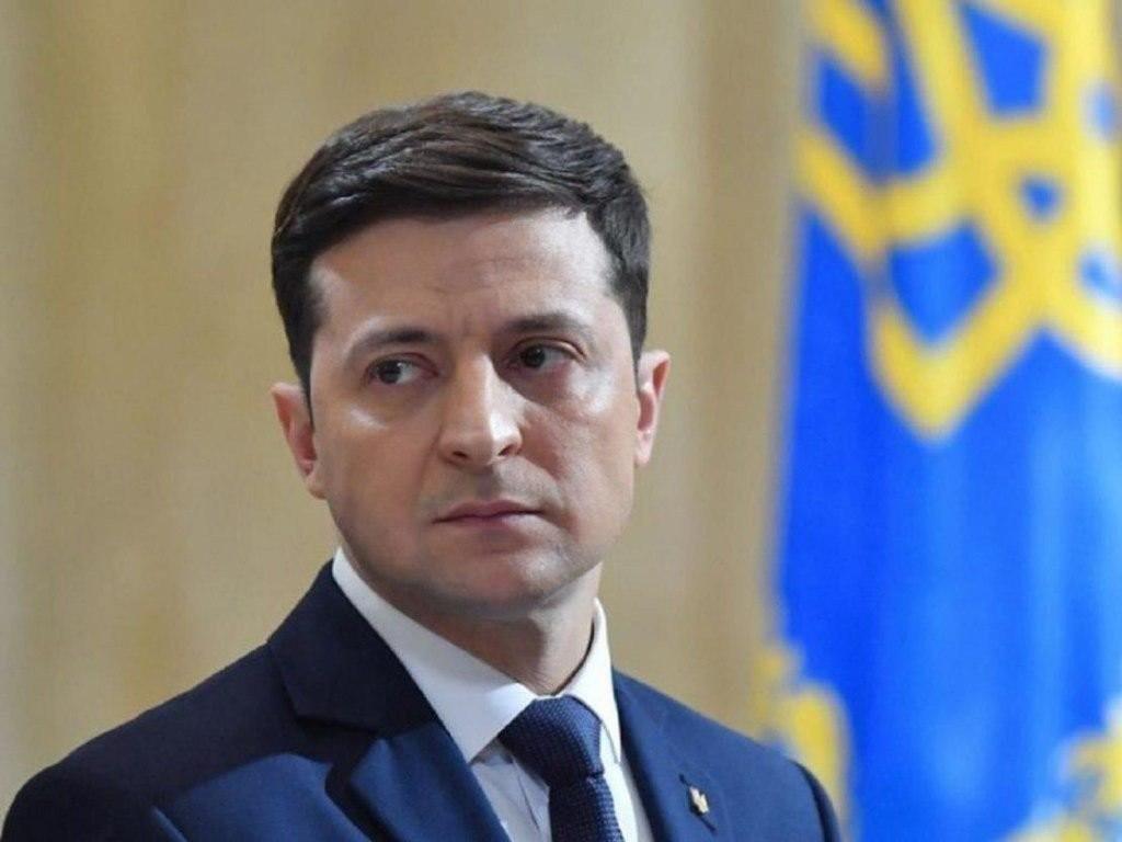 Президент Украины выступил залюстрацию прошлого руководства страны