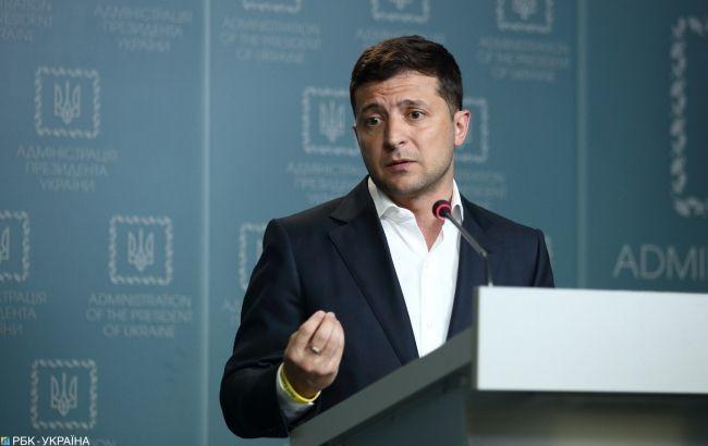 Президент Украины Владимир Зеленский вышел из состава владельцев ряда коммерческих компаний