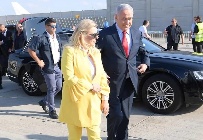 Вранці 19 серпня розпочався офіційний візит прем'єр-міністра Ізраїлю Біньяміна Нетаньягу в Україну.