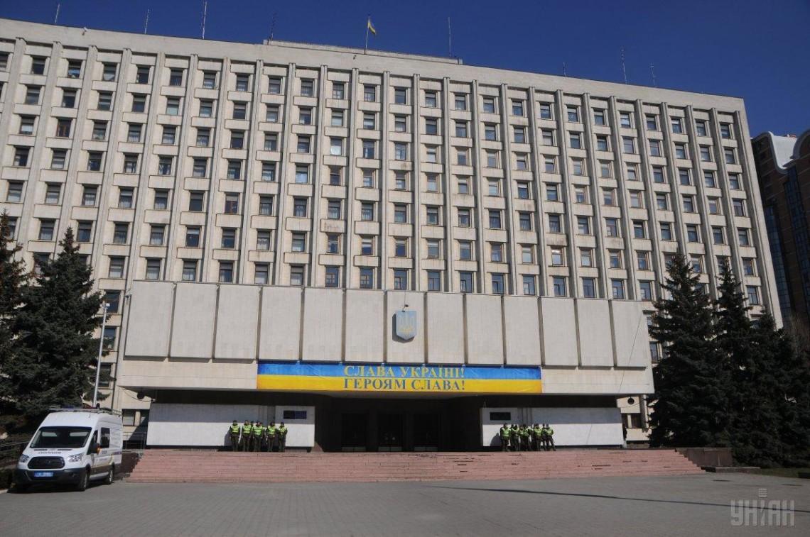 Верховна рада України, ймовірно, розгляне питання дострокового розпуску Центральної виборчої комісії затра, 12 вересня.