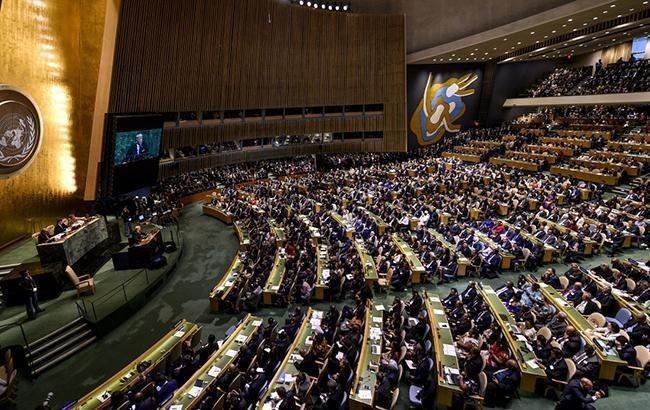 Чиновник сообщил что визы не получили десять делегатов. Отметим на Генассамблее ООН обсудят ситуацию на Донбассе и в Крыму