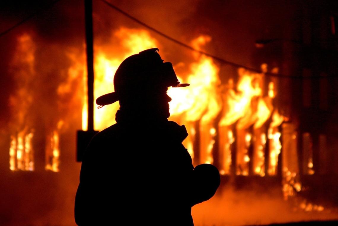 На пожежах в Україні загинуло 17 людей за тиждень » Слово і Діло