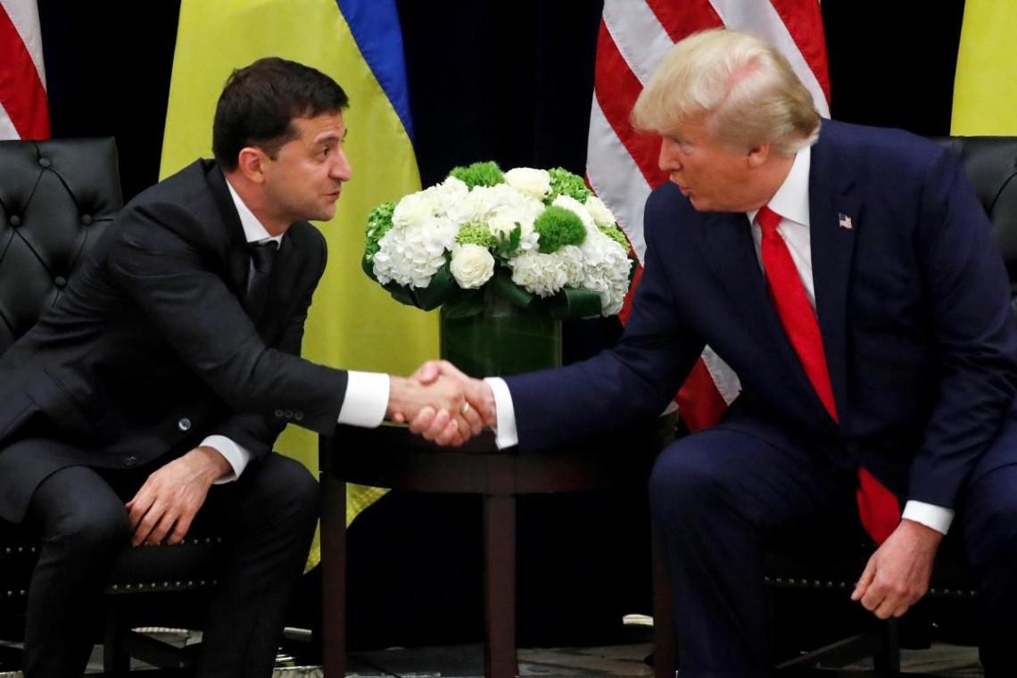 Генеральний інспектор розвідувального співтовариства США у Конгресі повідомив, що розвідник, який подав скаргу на розмову лідерів України та США, мав зв'язок з Демократичною партією.