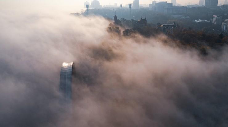 Смог у Києві - рекомендації МОЗ » Слово і Діло