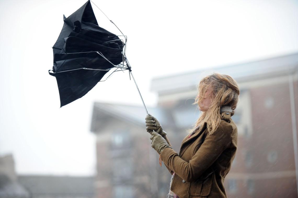 Погода в Україні погіршиться. Оголошено штормове попередження. У всіх областях, крім Закарпатської, сьогодні сухо, але прохолодно.