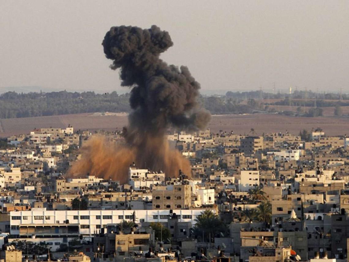 Щонайменше 16 палестинців загинуло через атаку ізраїльської армії по сектору Газа, ще близько 50 осіб постраждали.