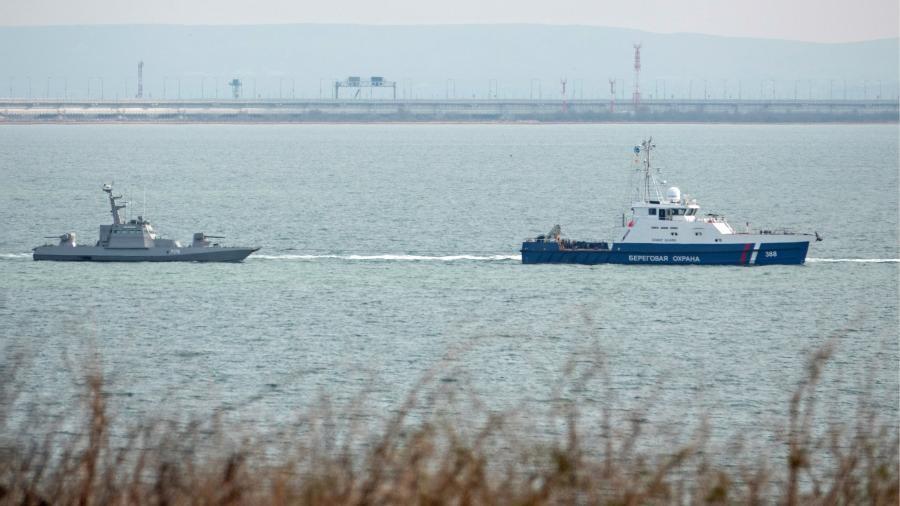 Москва ніколи не заперечувала, що поверне Києву кораблі, захоплені в Керченській протоці в 2018 році.