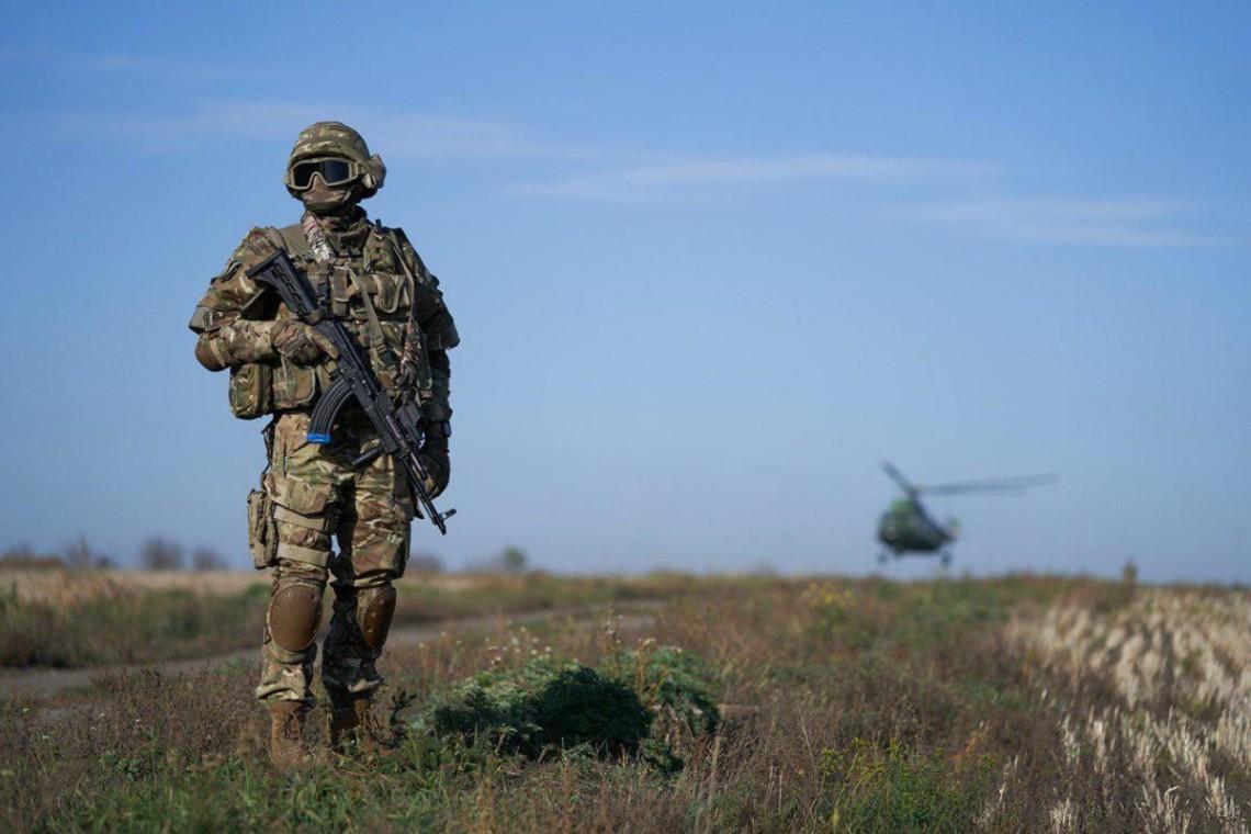 Російсько-окупаційні сили збільшили інтенсивність артилерійських навчань в районі розведення сил на Донбасі.
