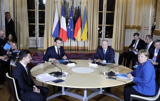 Лідери України, Росії, Німеччини та Франції на саміті нормандської четвірки погодили розведення сил на Донбасі ще на трьох ділянках.