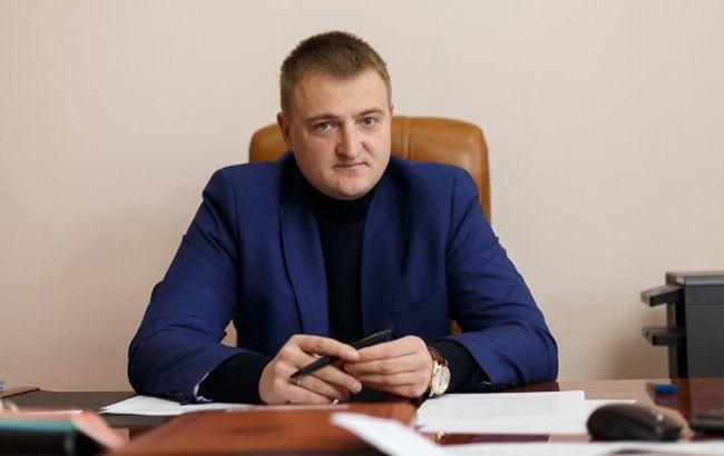 Заступник генпрокурора Віктор Трепак представив нового прокурора Полтавської області – Ярослава Голинського.