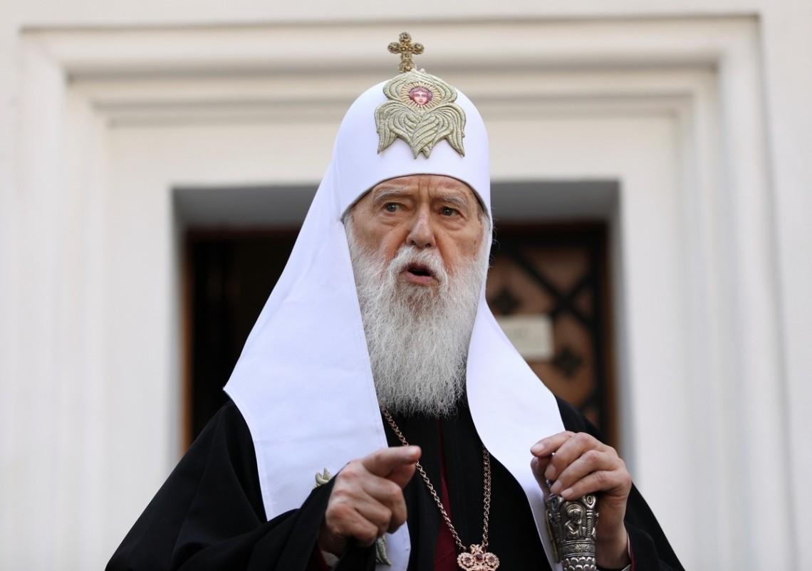 Патріарх Київський і всієї Русі-України Філарет відкликав свій підпис під постановою Помісного собору Української православної церкви Київського патріархату.
