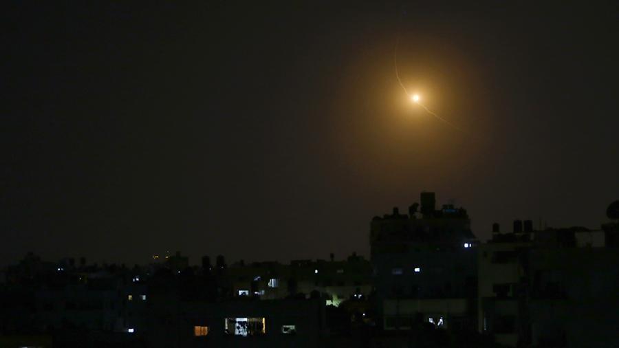 Военные Израиля нанесли ответные удары пообъектам ХАМАС