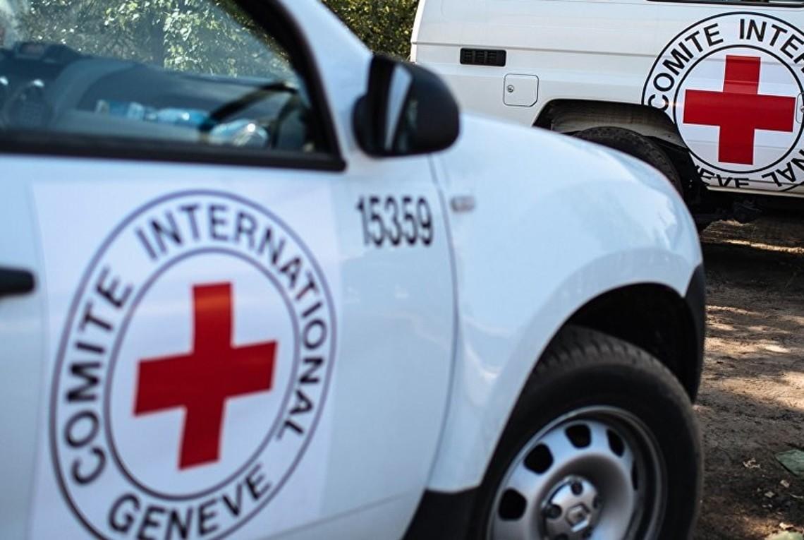 Жителі окупованих територій Донбасу отримали понад 170 тонн гуманітарної допомоги, яку передав Міжнародний комітет Червоного Хреста.
