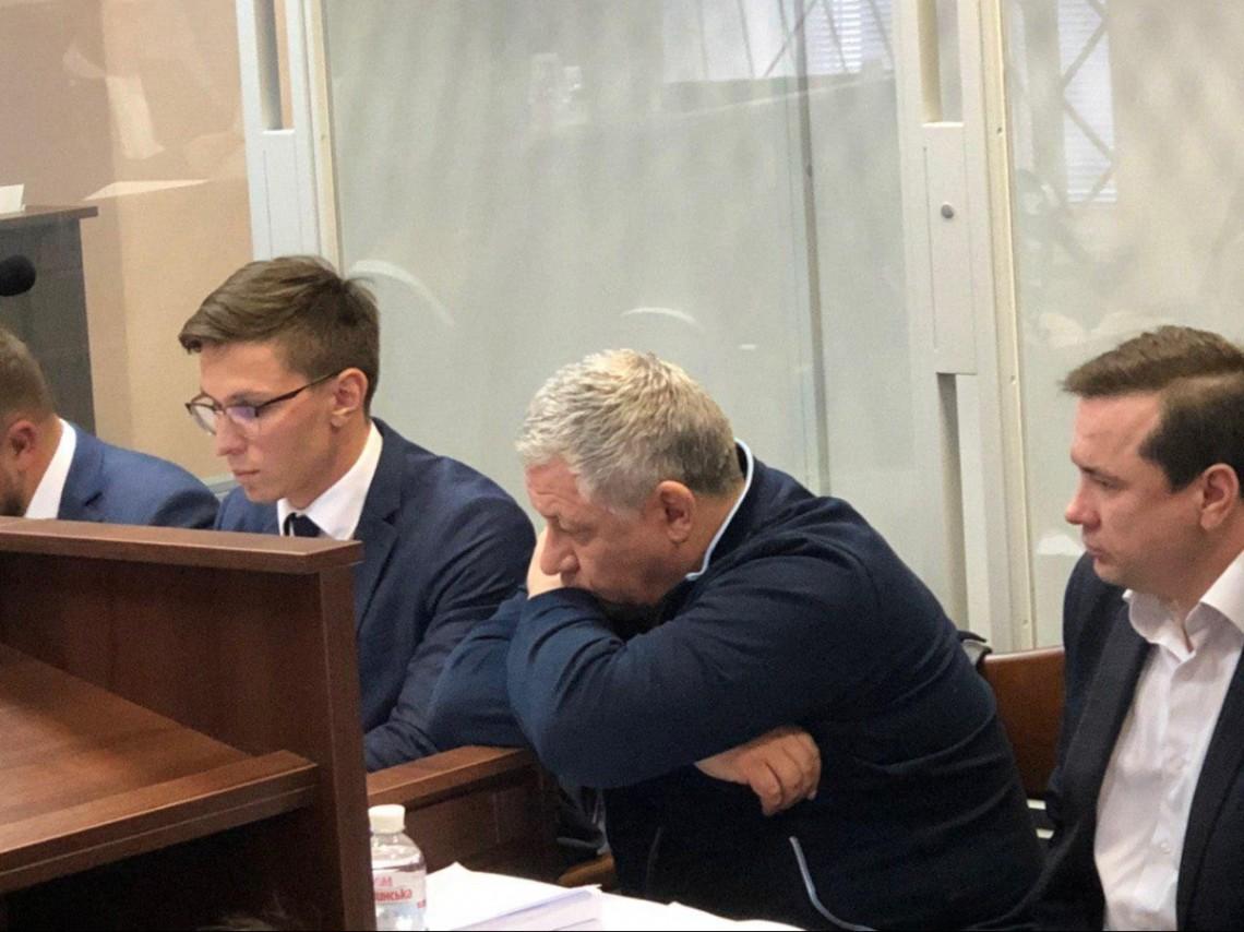 Результат пошуку зображень за запитом Суд продовжив слідство у справі кума Труби