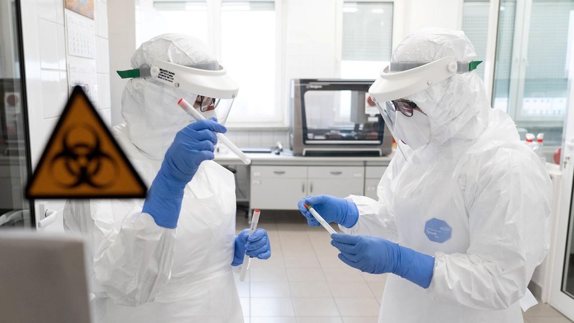 В Іспанії, де за добу помирає від коронавірусу близько п'яти сотень хворих, підхопили інфекцію понад 5 тисяч медпрацівників.