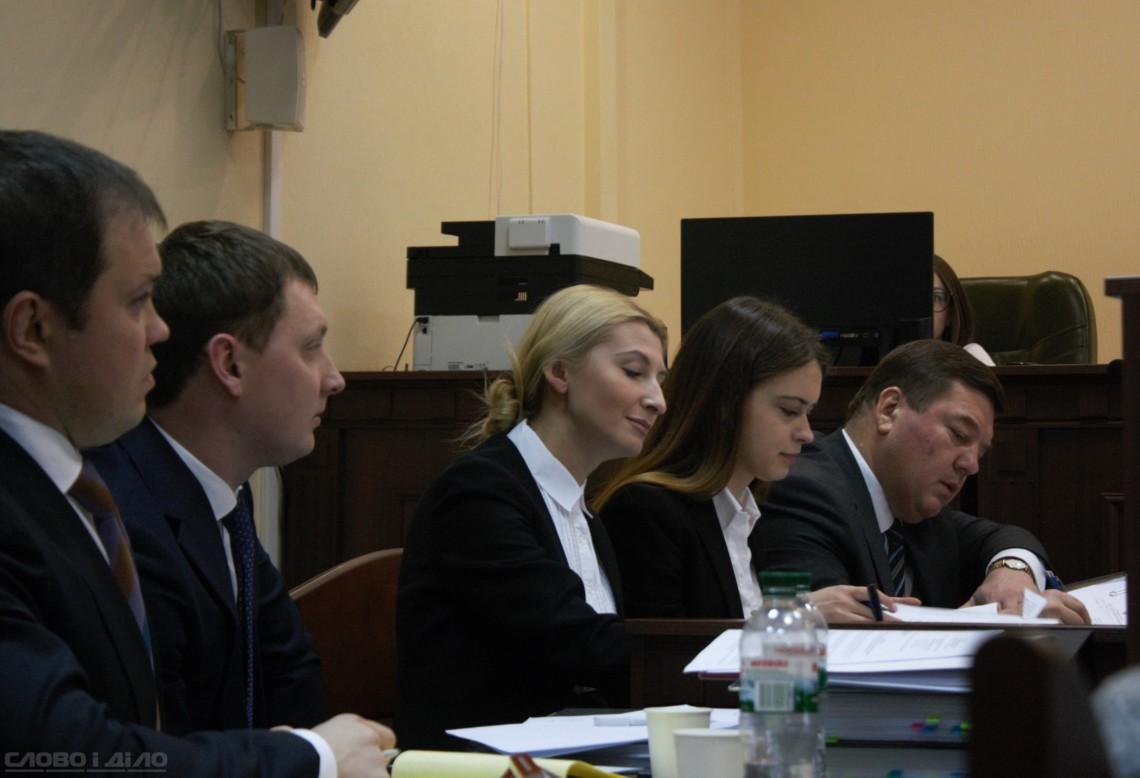 Антикорупційний суд задовольнив клопотання захисників колишньої чиновниці Мін'юсту про надання тимчасового доступу до документів.