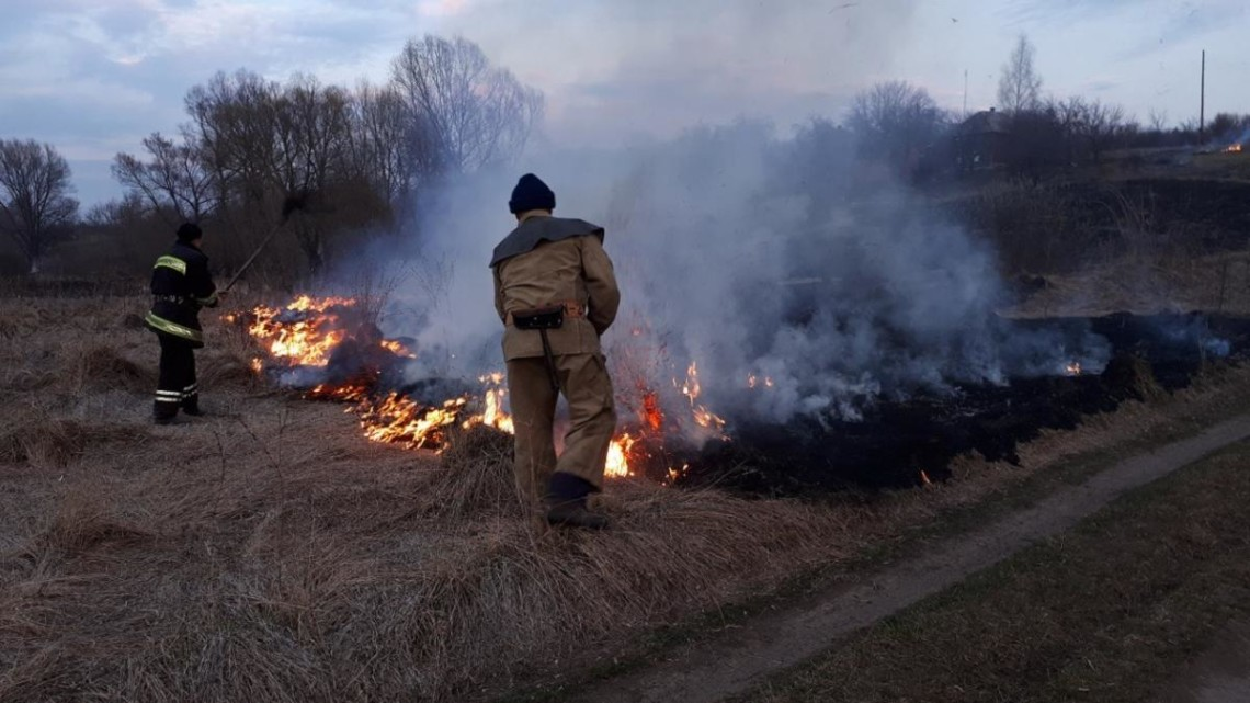 Верховна рада ухвалила законопроект, який передбачає масштабне підвищення штрафів за випалювання трави й забруднення повітря.