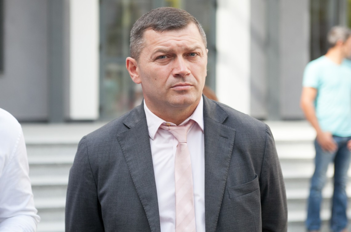 Співробітники СБУ у вівторок ввечері, 14 квітня, затримали першого заступника голови Київської міської державної адміністрації Миколу Поворозника на одержанні неправомірної вигоди.