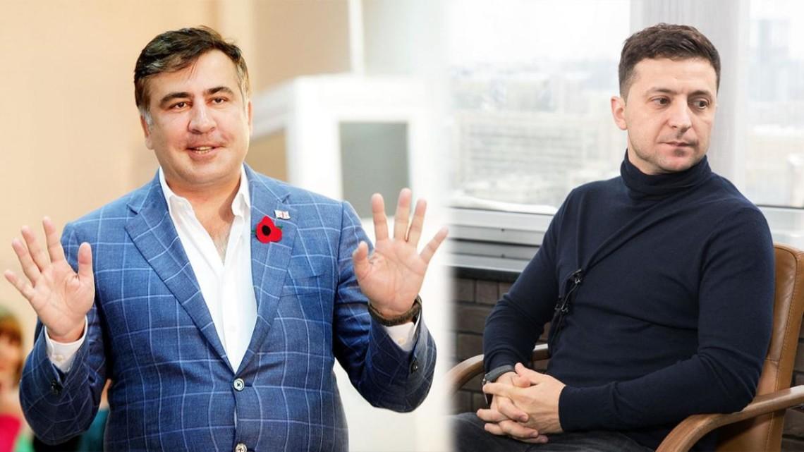 Лещенко опоследствиях назначения экс-президента Грузии: «Саакашвили быстро задвинет Авакова»