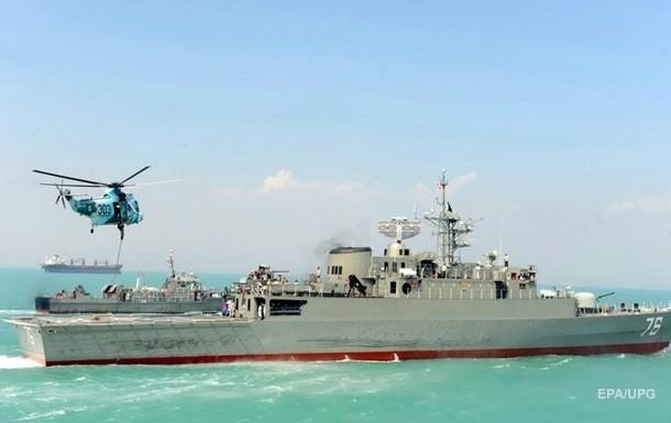 19 жертв вовремяЧП скораблем— Иран подтверждает
