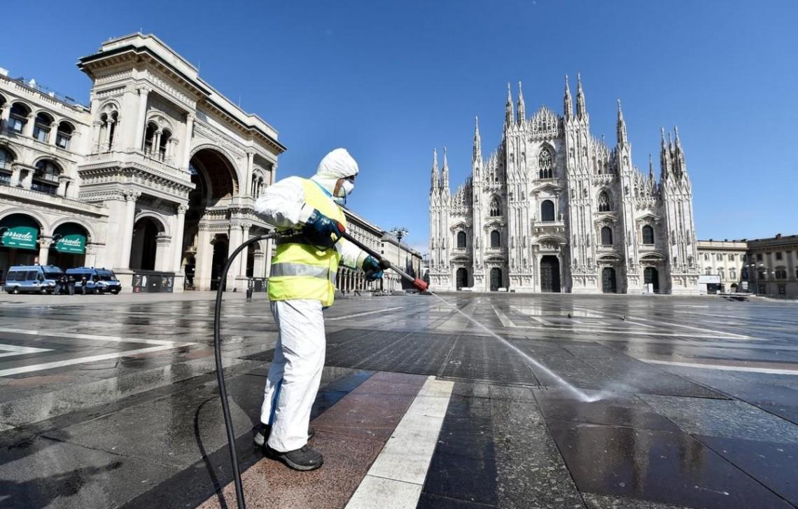 Італія відкриває кордони з 3 червня. В'їзд буде дозволений поки тільки з країн ЄС, Шенгенської зони, включаючи Швейцарію та Монако.