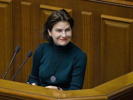 Генпрокурор Ірина Венедіктова заявила, що підпише п'ятому президенту України Петру Порошенку підозру, коли будуть законні підстави.