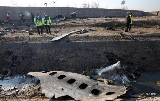 Иран может отправить вПариж черные ящики сосбитого Boeing
