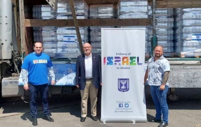 Ізраїль виділив 500 тисяч гривень на допомогу Україні з ліквідацією паводків в західних областях.