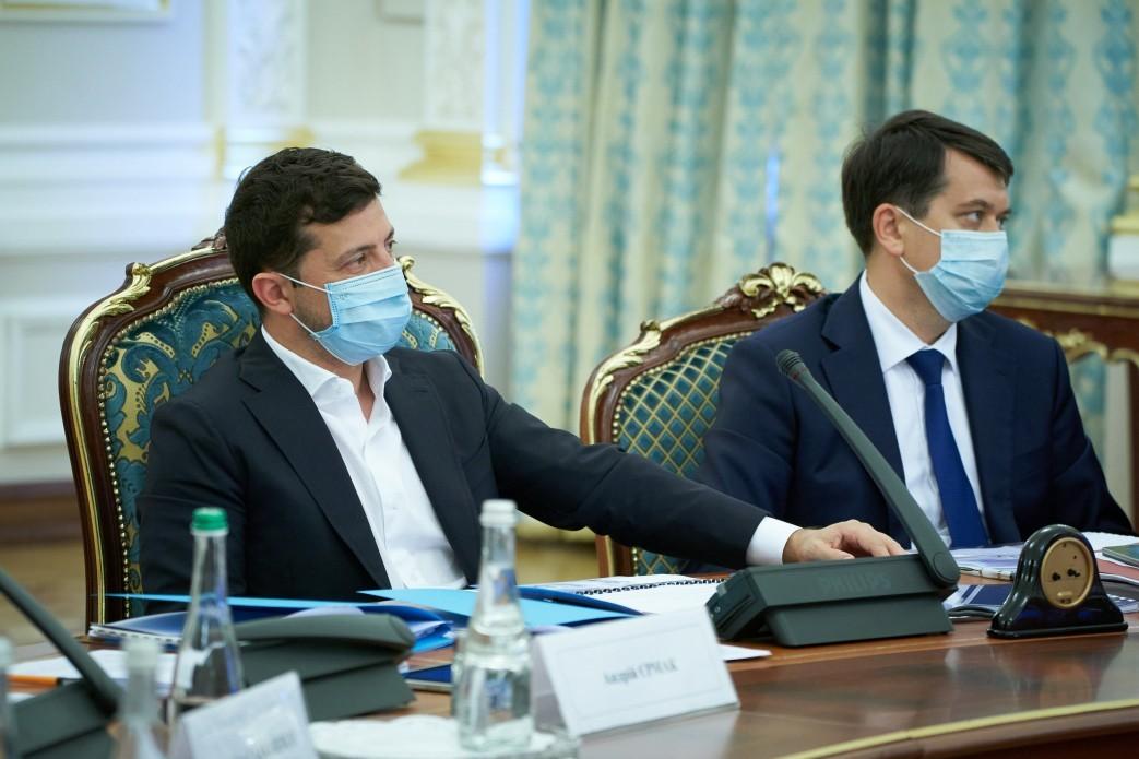 Президент України Володимир Зеленський провів перше засідання Національної ради реформ, під час якого було презентавано концепцію реформування Державної митної служби.