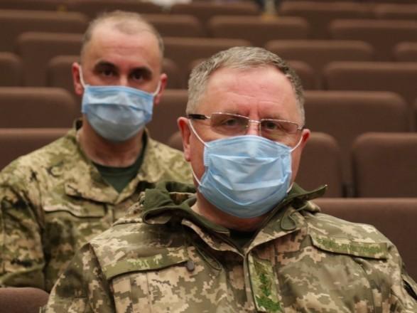 У Збройних силах України за минулу добу зафіксовано 9 нових випадків захворювання на коронавірус.
